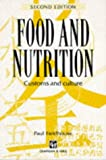 Food and Nutrition : Customs and Culture, Fieldhouse, 0412581108