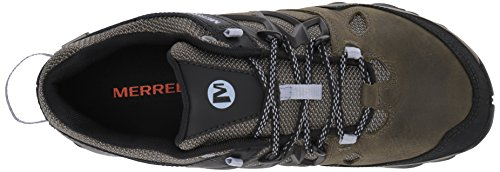 Merrell Womens All Out Fiammata 2 Scarpe Da Trekking Impermeabili Oliva Scuro