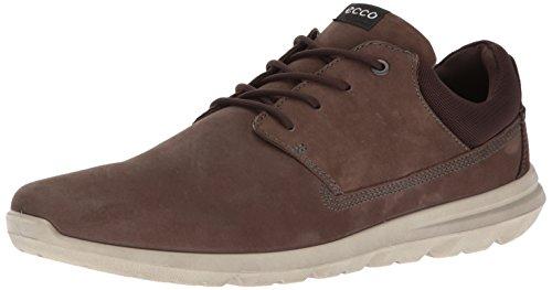 ECCO Calgary, Zapatos de Cordones Derby para Hombre, Marrón, 42 EU Marrón (52407espresso/coffee)