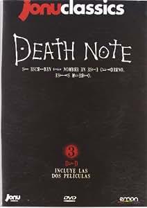 Death Note (3 Películas) [DVD]