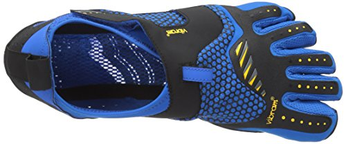 Vibram Mens Signa Athletic Boating Shoe Blue/Black