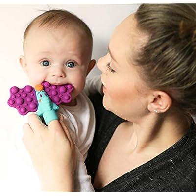 Elliot The Elephant Chomp 'N Chews Teether : Baby