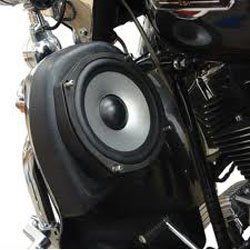 Hogtunes FL-7W Woofer Kit (7' for Harley-Davidson Vented Lower Fairings)