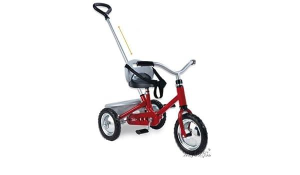 SMOBY Triciclo Zooky rojo + Balón saltador Cars: Amazon.es ...