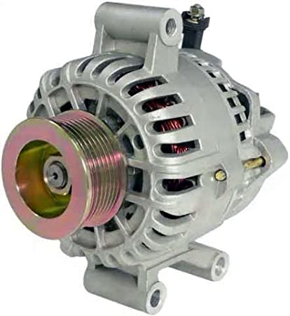 Amazon Alternator 73l Ford Truck W Ambulance Pkg Or Dual. Alternator 73l Ford Truck W Ambulance Pkg Or Dual 8317. Ford. Ford Dual Alternator Wiring At Scoala.co
