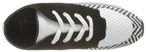 Eleven Black Running Runraf Shoes Noir amp;white Paris Women's ffvwqag