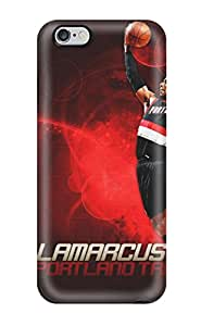 New Style 2214507K292611053 portland trail blazers nba basketball (39) NBA Sports & Colleges colorful iPhone 6 Plus cases