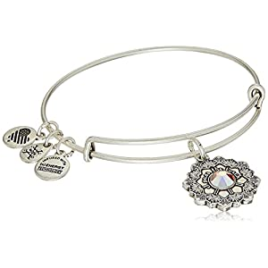 Best Epic Trends 41KTYzyR2iL._SS300_ Alex and Ani Mother of The Bride Bangle Bracelet
