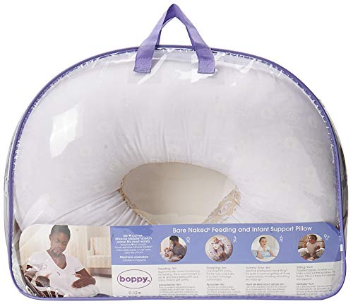 Boppy Bare Naked Nursing Pillow and Positioner
