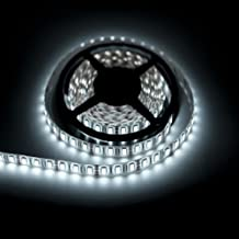 Generic Super Bright 49.2ft 15m 12/24v 60leds Solid Waterproof Smd3528 3led/segment Flexible LED Strip High Quality High Quality Warm White