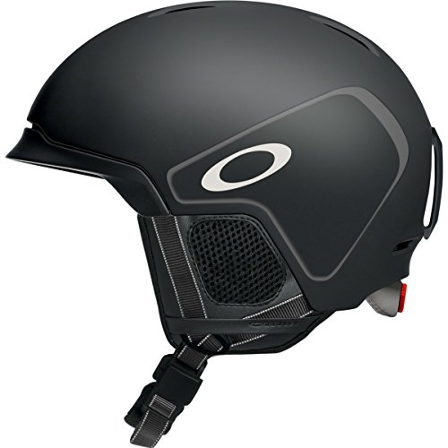 Oakley Mod3 Snow Helmet, Matte Black, - Oakley Shop Outlet