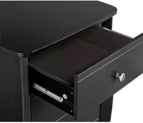 wei/ß, 3 Schubladen Loft24 A//S Kommode Schubladenkommode Schrank Anrichte Sideboard MDF Modernes Design