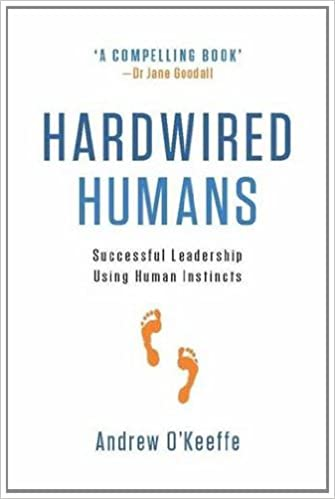 Hardwired Humans Book cover