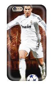 Flexible Tpu Back Case Cover for iPhone 6–diversión vida Cristiano Ronaldo