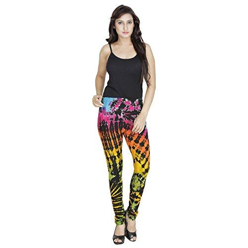 3fc69e0de55ef Best Value · Leggings Tie dye Rainbow Stretch Trousers product image