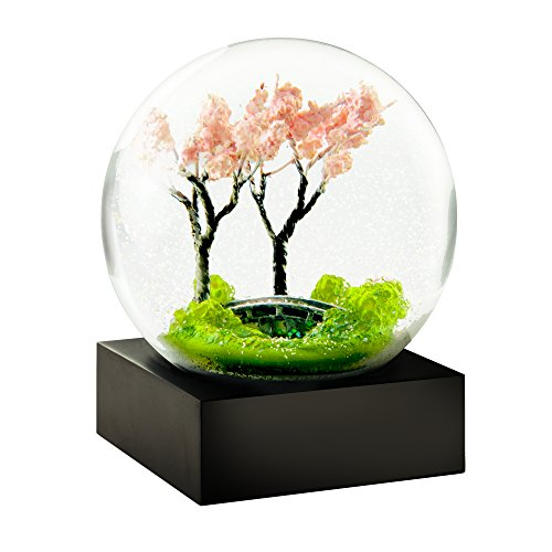 CoolSnowGlobes Spring Cool Snow Globe