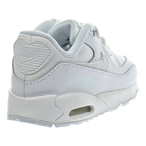 Nike Air Max 90 Ltr (td) Toddler Shoes White white cool