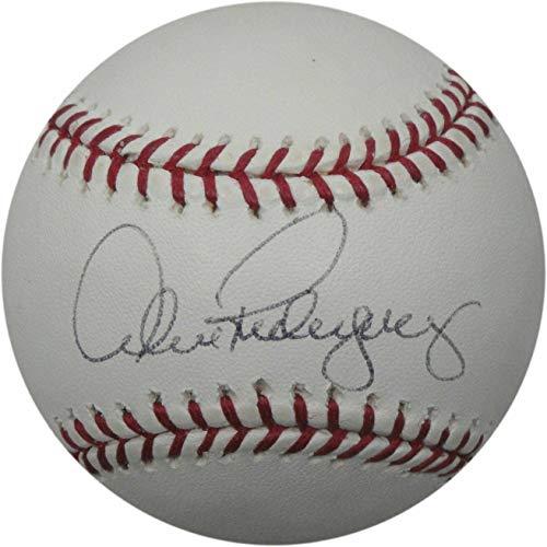 Alex Rodriguez Hand Autographed Signed Memorabilia Official MLB Baseball Mariners JSA V53573