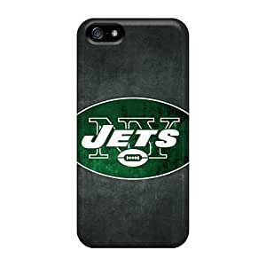 New Style Tpu 5/5s Protective Case Cover/ Iphone Case - New York Jets