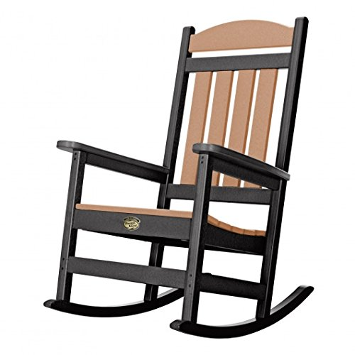 Cheap Pawley's Island Two Toned Porch Rocker