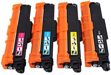 Compatible Toner Cartridges Replacement for Brother TN263KCMY TN265CMY TN267CMY Toner Cartridge for Brother DCPL3551CDW HLL3270CDW MFCL3750CDW MFCL3770CDW Toner,4colors