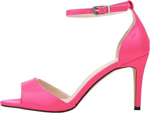 Zapatos rosas Salabobo para mujer opYXN