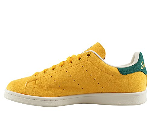Adidas Stan Smith Schuhe 6,0 collegiate gold/white