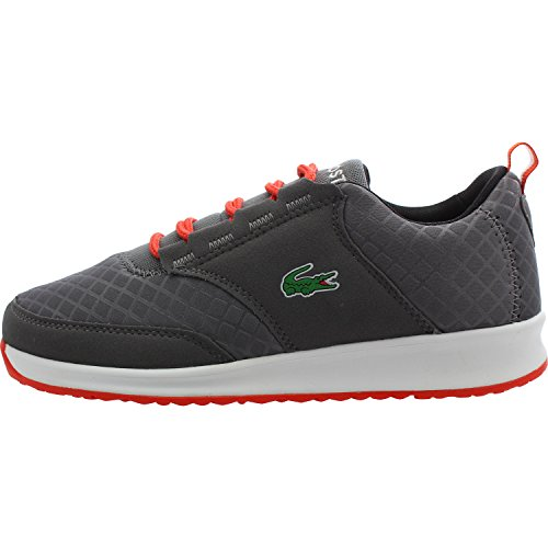 Textile Youth 417 L ight Grey Lacoste Dark 1 Trainers w0YgqwxA