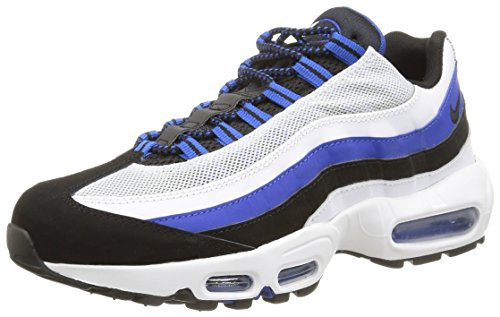 on sale 083bc b54c8 Nike Men s Air Max 95 Essential Game Royal Blk White Pr Pltnm Running Shoe 9  Men US - Buy Online in UAE.   Shoes Products in the UAE - See Prices, ...