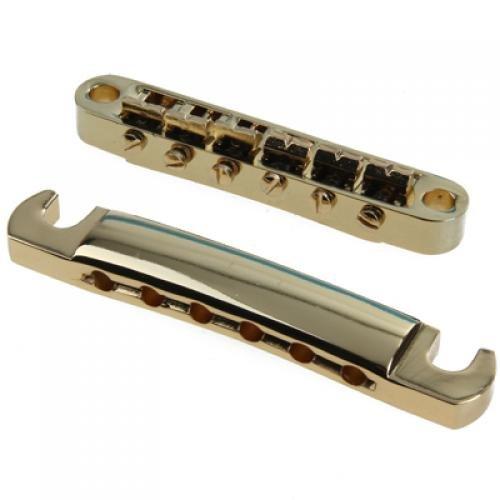 sharprepublic Golden Stud \u0026 Tailpiece Studs Para Gibson Les Paul SG Guitar