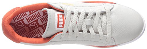 PUMA Women's Match Lo Basic Sports Sportstyle Sneaker Glacier Gray/Grenadi finishline outlet best wholesale free shipping best wholesale L4dN2tNr