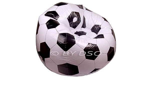 St@llion Jilong Inflable Silla fútbol fútbol diseño Cuadros 108 cm ...