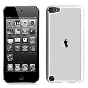 Shiny Grey Apple (2) Durable High Quality iPod 5 Phone Case