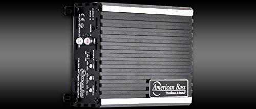 American Bass PH1600 Subwoofer Amplifier