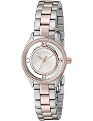 Marc by Marc Jacobs Womens MBM3418 Tether Analog Display Analog Quartz Multi-Color Watch