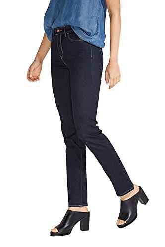 High Donna Slim Wrangler Jeans Blu BzHwdq