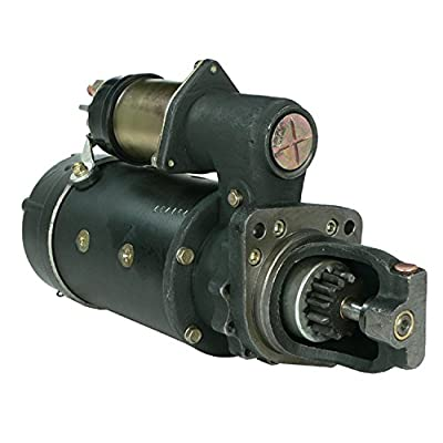 DB Electrical SDR0133 Starter For Delco 37Mt 12 Volt 10478825 10478949 1993965: Automotive
