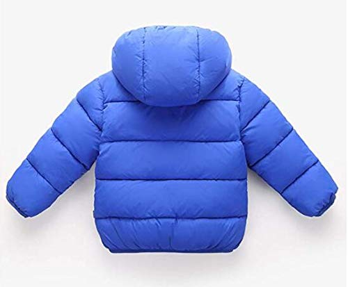 Elishow Baby Toddler Cotton Down Outwear Winter Warm Thicken Hoody Jacket Coat Snowsuit