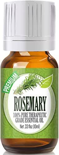 Rosemary 100% Pure, Best Therapeutic Grade Essential Oil - 10ml