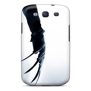 Durable Defender Case For Galaxy S3 Tpu Cover(claw 2010)