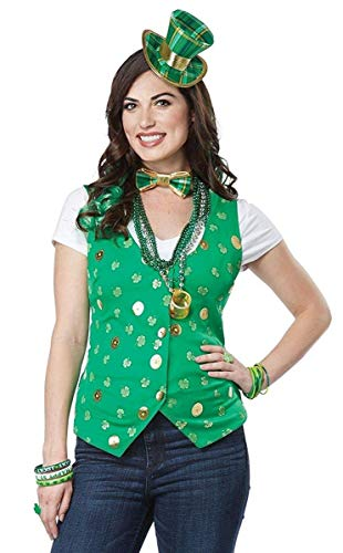 California Costumes Women's Lucky Lady Kit Costume