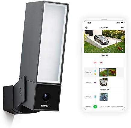 Smart Outdoor Security Camera