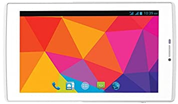 Micromax P480 Tablet (7 inch, 8GB, Wi-Fi+3G+Voice Calling), White
