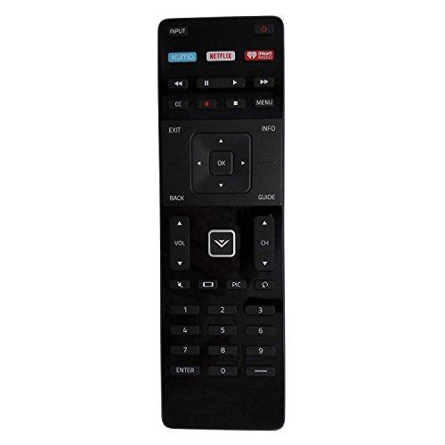 New TV Remote Control XUMO XRT122 work for vizio E43-C2 E43C2 E48-C2 E48C2 E50-C1 E50C1 E55-C1 E55C1 E55-C2 E55C2 E60-C3 E60C3 E65-C3 E65C3 E65X-C2 E65XC2 E70-C3 E70C3