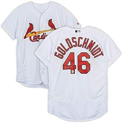 on sale abecd 4f718 Amazon.com: PAUL GOLDSCHMIDT Autographed St. Louis Cardinals ...
