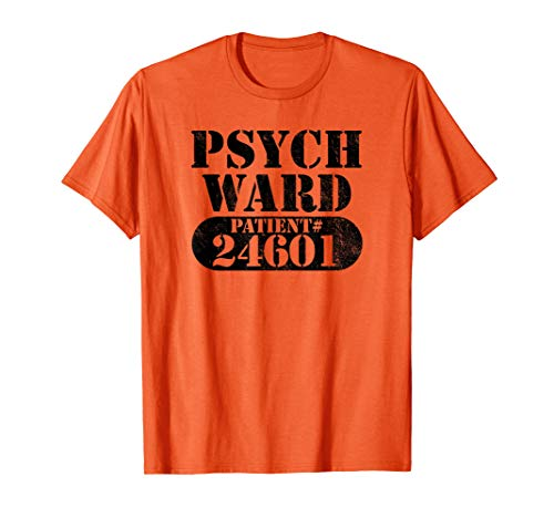 Mental Asylum Halloween Costumes (Psych Ward Escaped Mental Patient Halloween Costume)