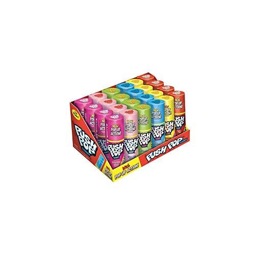 SCS Push Pop Assorted Flavors - 24 ()