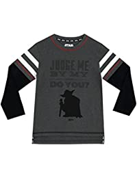 Boys' Star Wars Yoda Long Sleeved Top