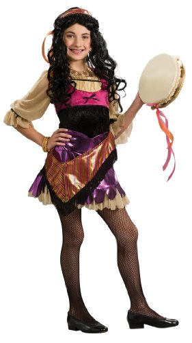 Gypsy Princess Kids Costume - Child Small ()