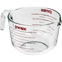Pyrex, Prep-ware 8-Cup Measuring Cup Made of glass